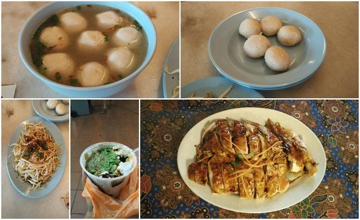 Nyonya Food in Melaka