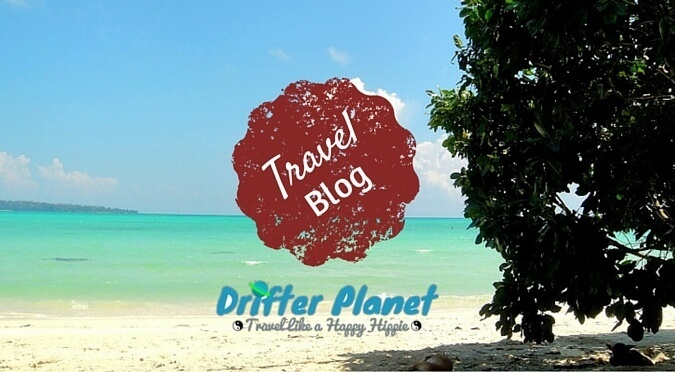 Travel Blog Posts by Drifter Planet