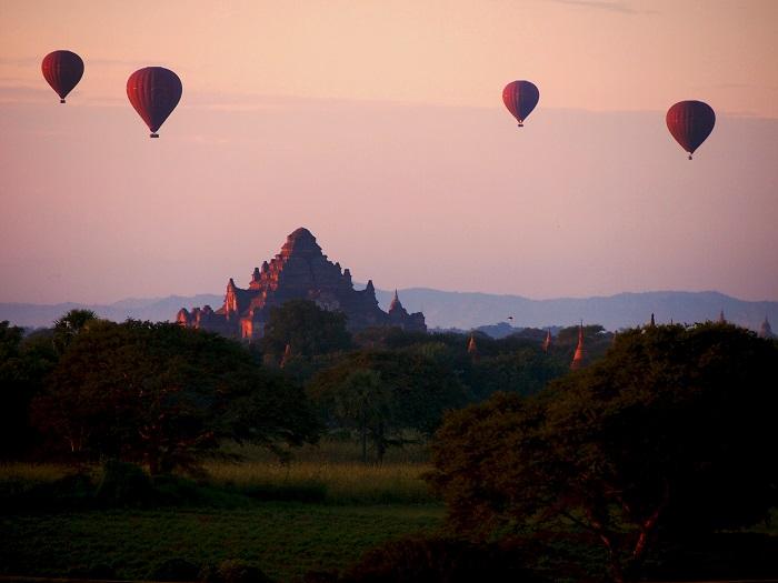 Bagan, Myanmar - 50 Surreal Travel Destinations