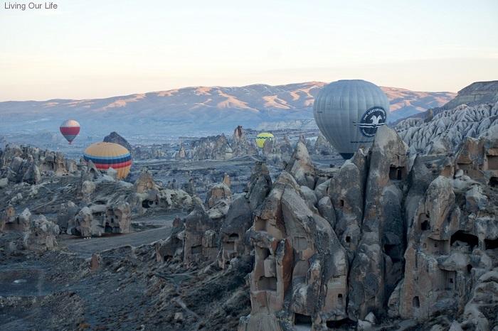 Cappadocia, Turkey - 50 Surreal Travel Destinations