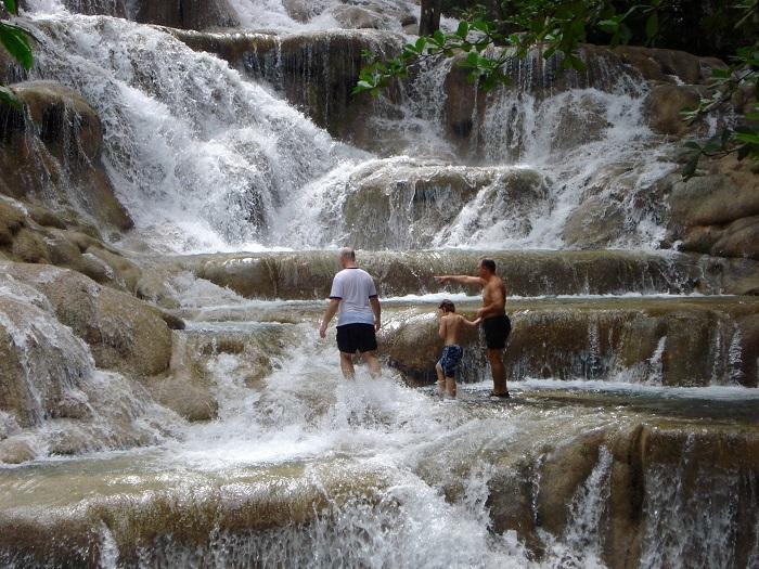 Dunn's River Falls, Jamaica - 50 Surreal Travel Destinations