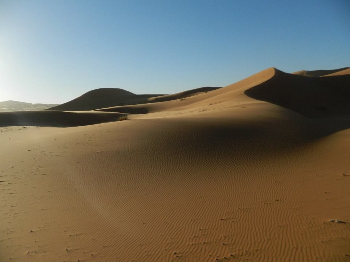 Erg Chebbi, Morocco - 50 Surreal Travel Destinations