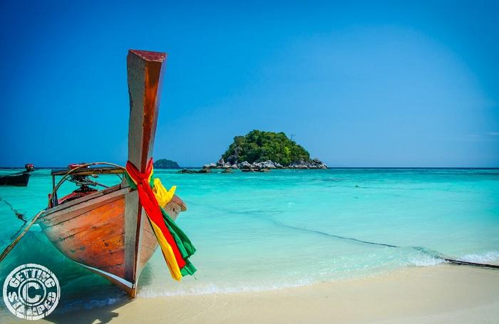 Koh Lipe, Thailand - 50 Surreal Travel Destinations