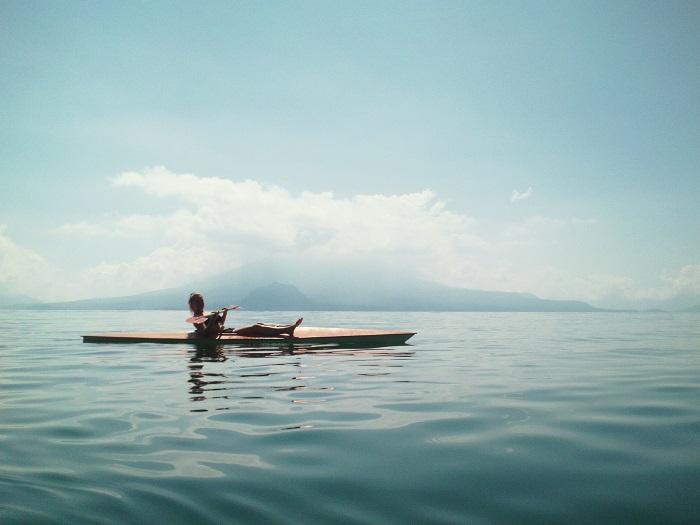 Lake Atitlan in Panajachel, Guatemala - 50 Surreal Travel Destinations