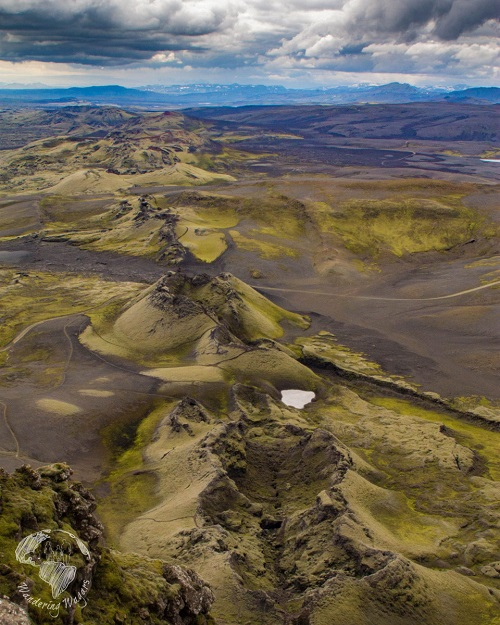 The Laki Craters, Iceland - 50 Surreal Travel Destinations