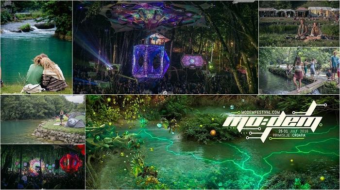 MoDem Festival Croatia