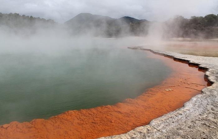 Rotorua, New Zealand - 50 Surreal Travel Destinations