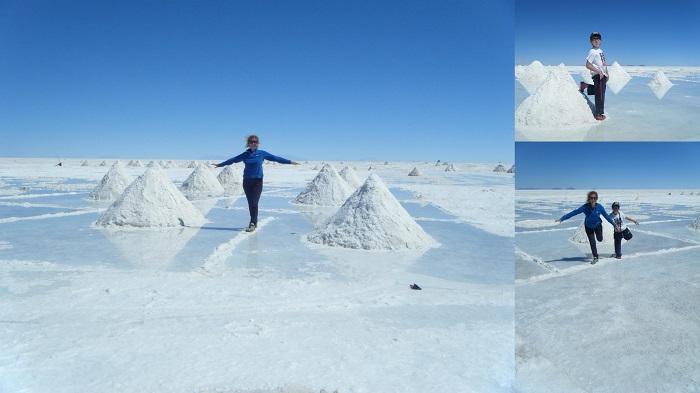Salar de Uyuni, Bolivia - 50 Surreal Travel Destinations