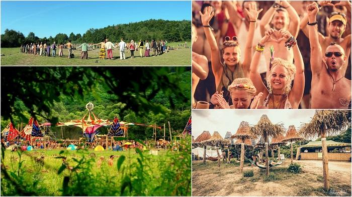 Sun festival Hungary