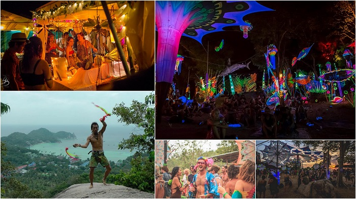 The Experience Festival, Koh Tao - Photos by Digital Thangka