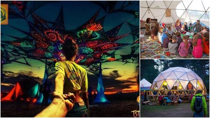 Trimurti Festival Russia