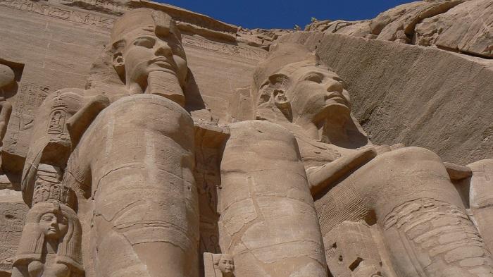 Abu Simbel, Egypt - 50 Surreal Travel Destinations