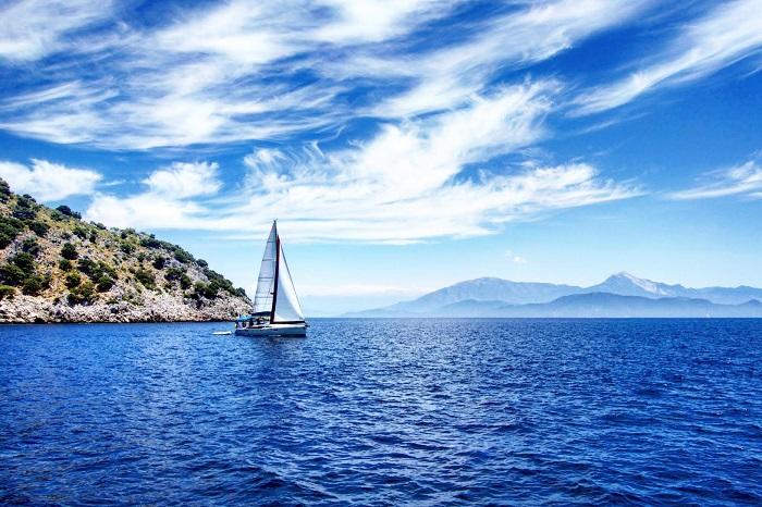 Bay of Fethiye, Turkey - 50 Surreal Travel Destinations