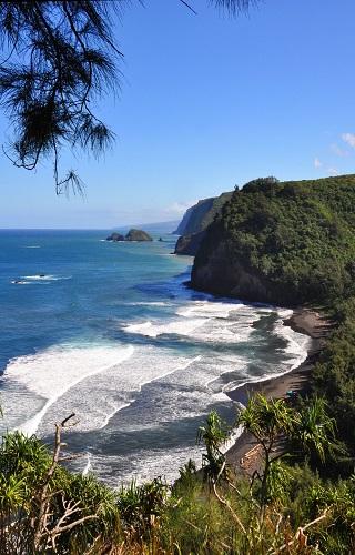 Pololu Valley, Big Island, Hawaii, USA - 50 Surreal Travel Destinations