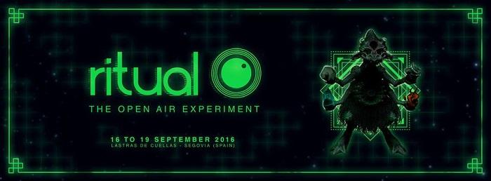 Ritual Festival Flyer