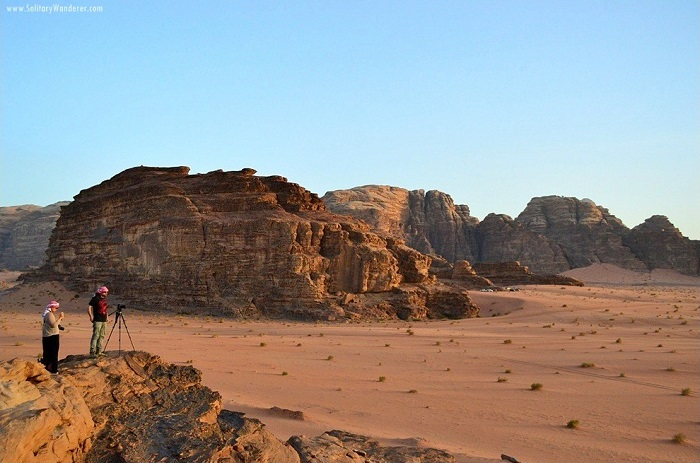 Wadi Rum, Jorden - 50 Surreal Travel Destinations