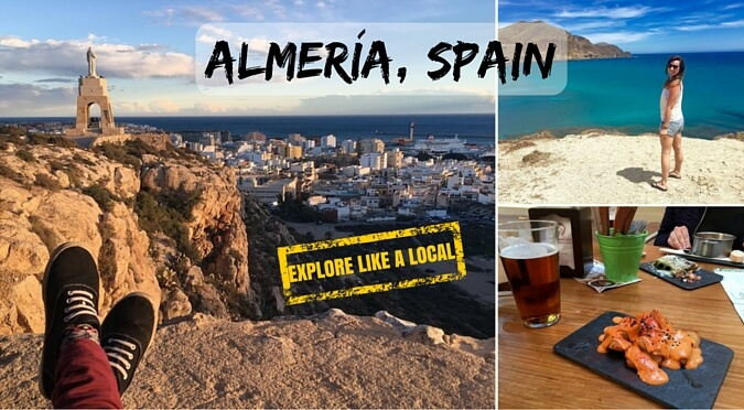 Almería Spain, Explore like a local