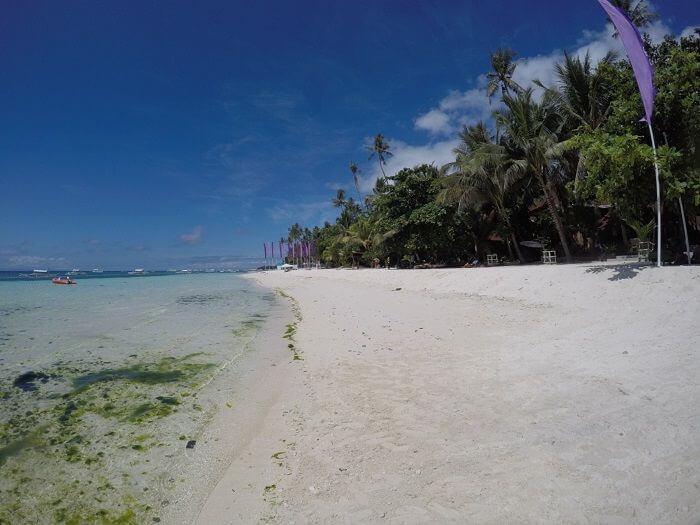 Alona Beach of Panglao Island, Bohol