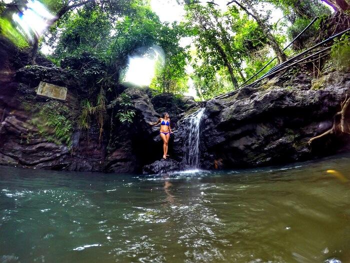 Concepcion Falls, Busuanga, Palawan