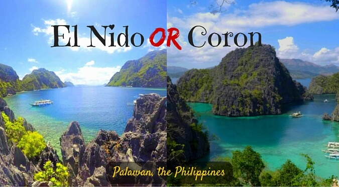 El Nido or Coron - a comparison of Palawan's top destinations