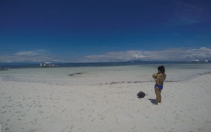 Doljo Beach on Panglao Island, Bohol