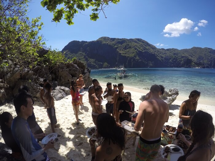 Our Tour in El Nido, Palawan