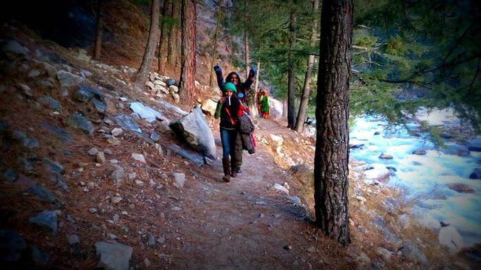 From Kasol to Chalal