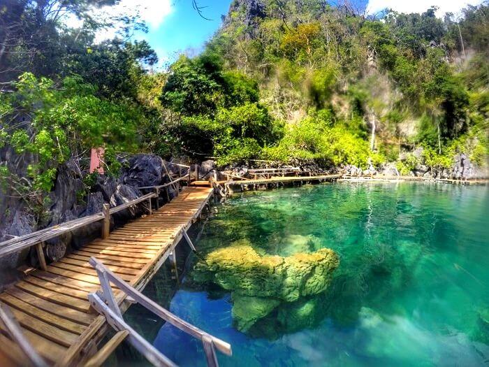 Kayangan Lake, Coron, Palawan - Asia's Cleanest Lake