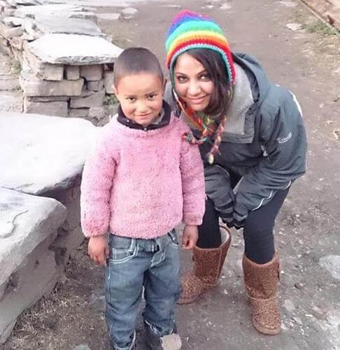 Wish an adorable local in Rasol (Near Kasol)