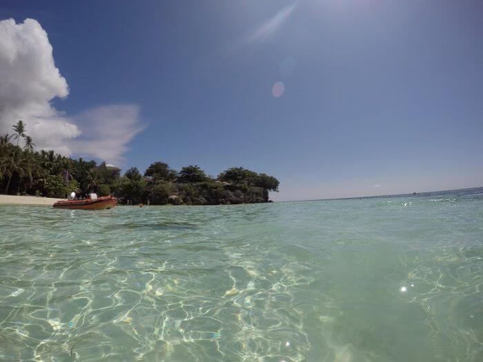 This is Panglao Island, Bohol