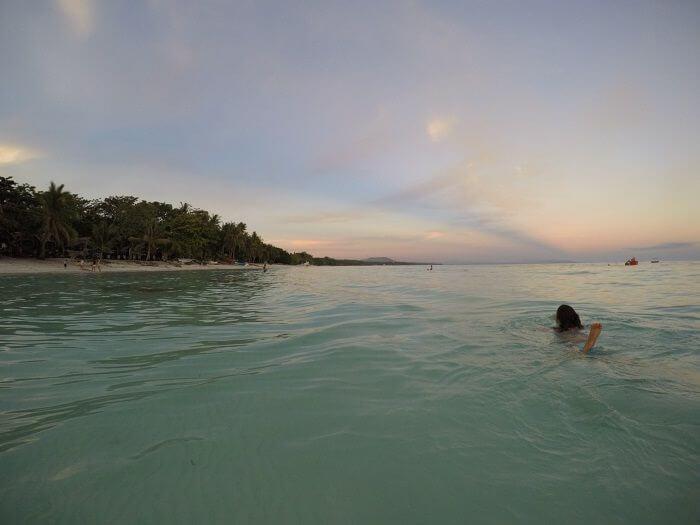 White Beach, Panglao Island, Bohol