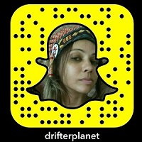 Drifter Planet on Snapchat