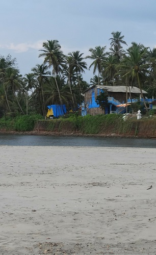 Ashwem Beach in North Goa -A detailed guide to North Goa Beaches