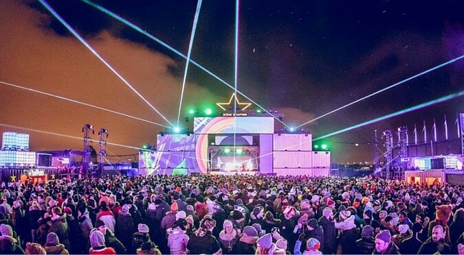 Igloofest: Exploring Montreal's Coolest Winter Music Festival