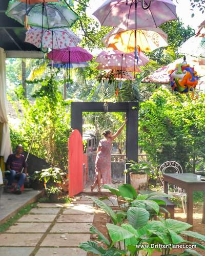 Red Door Hostel in Anjuna, Goa - North Goa Beaches