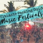 The Ultimate Packing Guide for Music Festivals