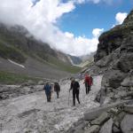 Hampta Pass Trek and Chandratal Lake - Adventures in Spiti Valley [India]