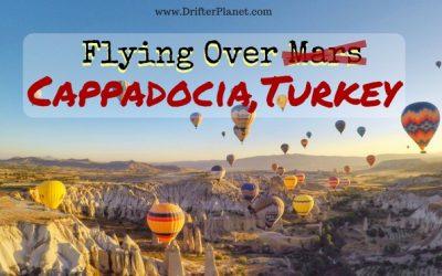 Hot Air Balloon Ride in Cappadocia, Turkey – Magical Flight of Dreams