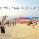 Things That Happened During Our Summer Full of Music Festivals