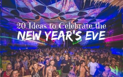 20 Ideas to Celebrate the New Year's Eve