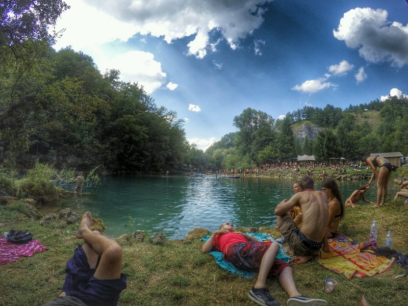 MoDem Festival's Killer Location - Psytrance Festivals 2017