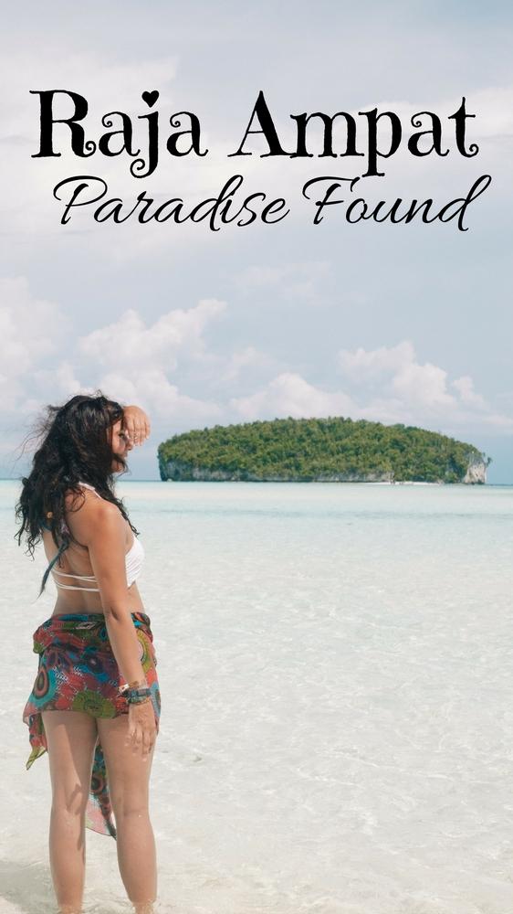 Raja Ampat Travel Guide - Paradise found
