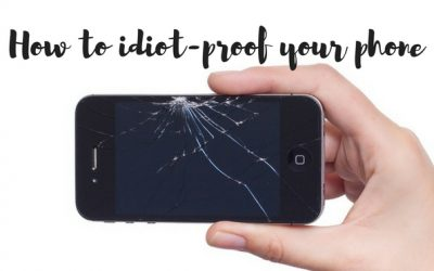 How to Idiot-proof your phone before traveling
