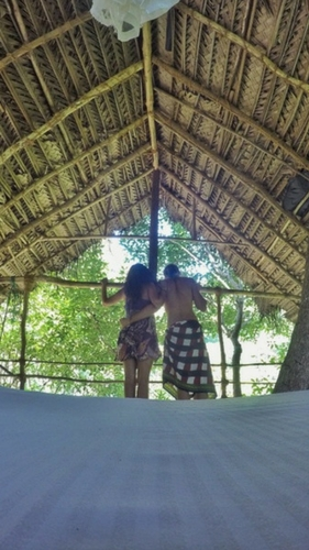 That one time we slept in a tree house in Sri Lanka