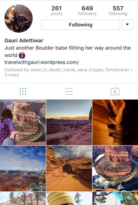 Gerbz the nomad on Instagram