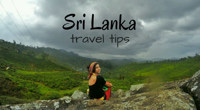 Sri Lanka Travel Tips - Drifter Planet