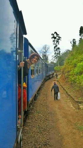 Train Ride in Sri Lanka - Sri Lanka Travel Tips