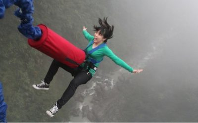 7 Thoughts That Crossed My Mind Before My First Bungee Jump