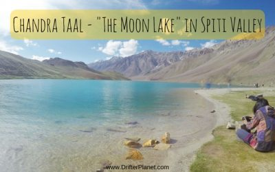 Chandra Taal – The Moon Lake in Spiti Valley, India