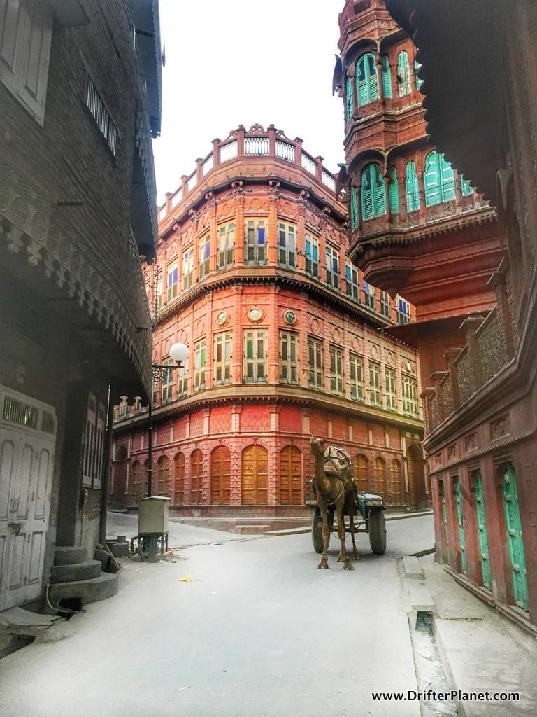The Famous Rampuria Haveli of Bikaner, Rajasthan
